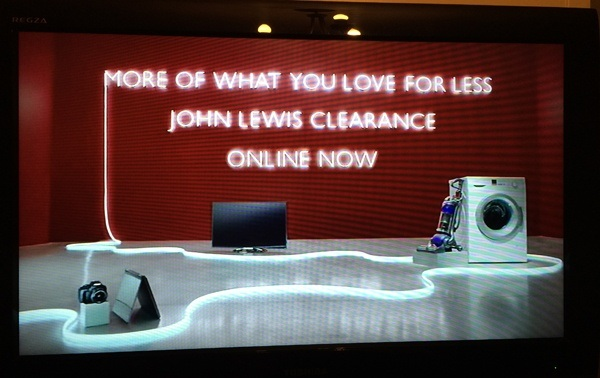 john-lewis--tv-advertisement-online
