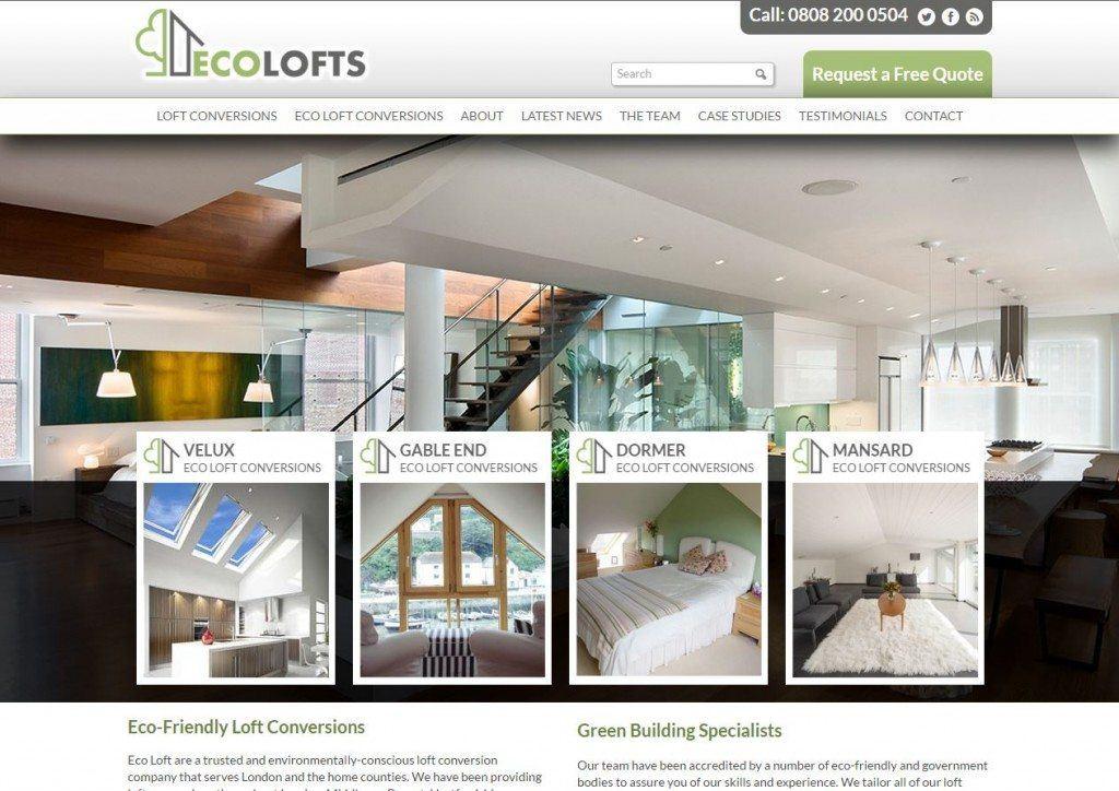 loft conversion website