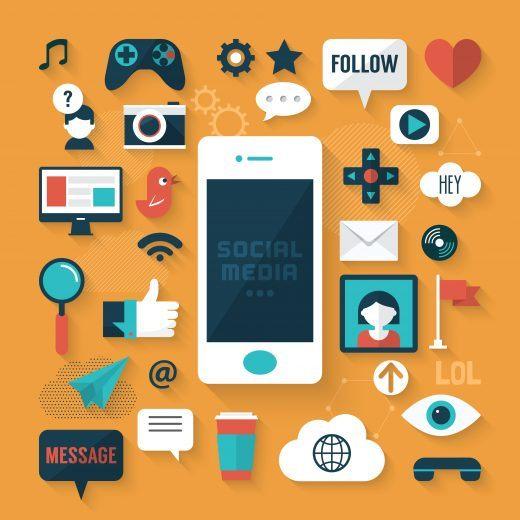 social media helping seo